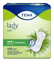 Absorbante pentru incontinenta TENA Lady Normal x 24 buc