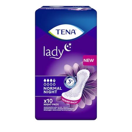 Absorbante pentru incontinenta urinara Tena Lady Normal Night x10 buc