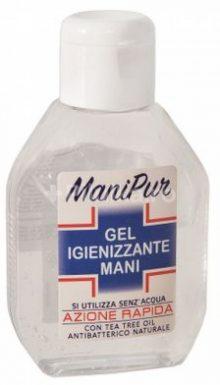 Manipur gel igienizant pentru maini x 70ml