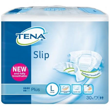 TENA Slip Plus Large x 30 buc