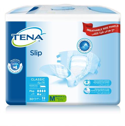 TENA Slip Plus Medium x 30 buc