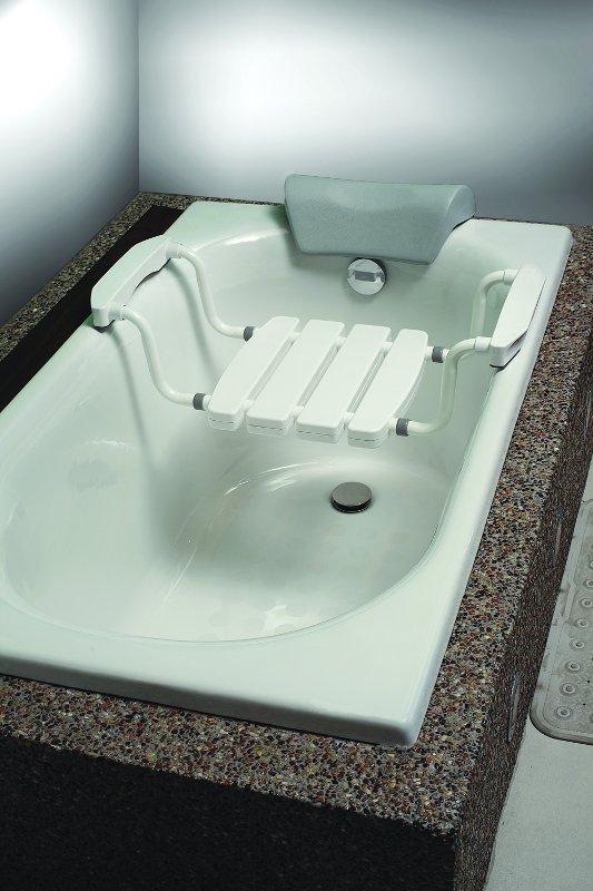 Scaun din aluminiu pentru cada