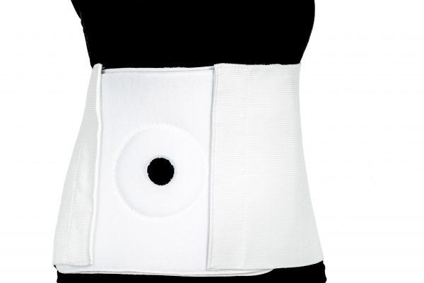 Corset abdominal pentru colostomie