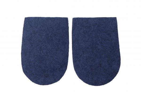Suport calcai din silicon cu invelis textil Orthomed