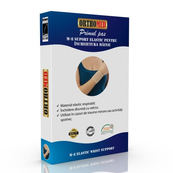 Suport elastic incheietura mainii Orthomed