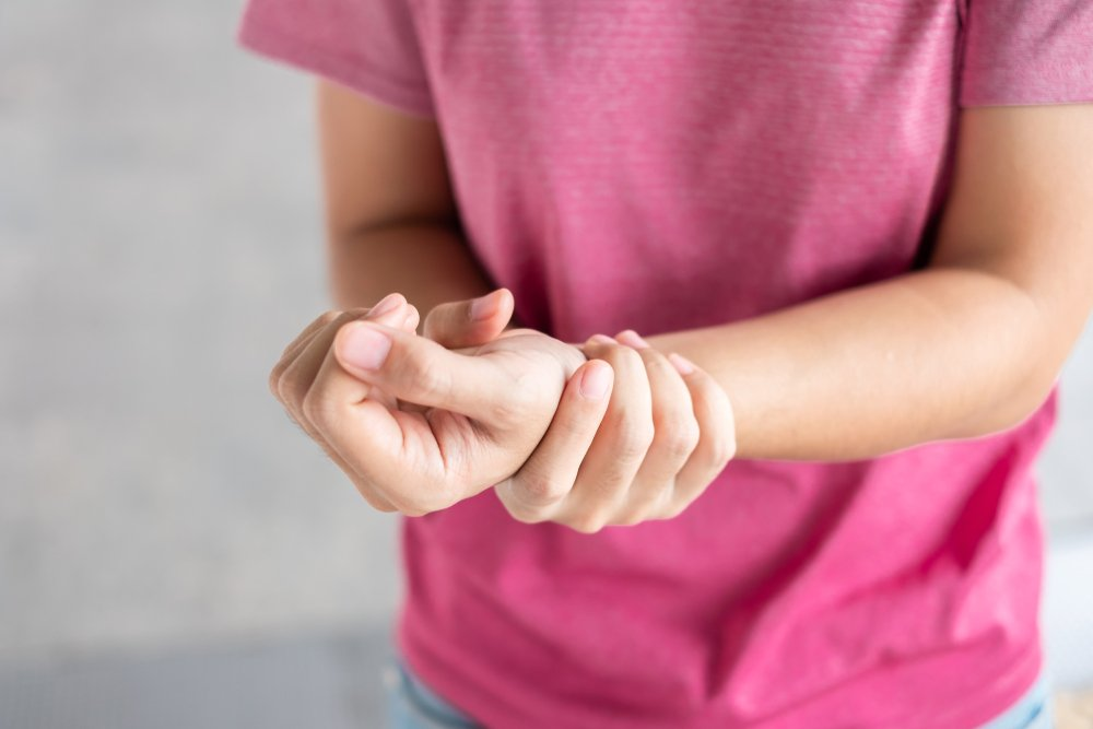 tenosinovita sold după tratament pentru artroza limp