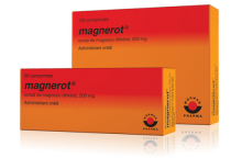 Magnerot 500 mg x 50 comprimate