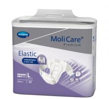 Scutece HartMann MoliCare Premium Elastic 8 pic L x 24 buc