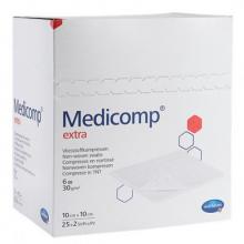 Comprese HartMann Medicomp Extra steril 10x20 cm x 25 plicuri