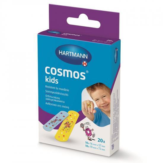 HartMann Cosmos Kids Plasturi rezistenti la apa si murdarie