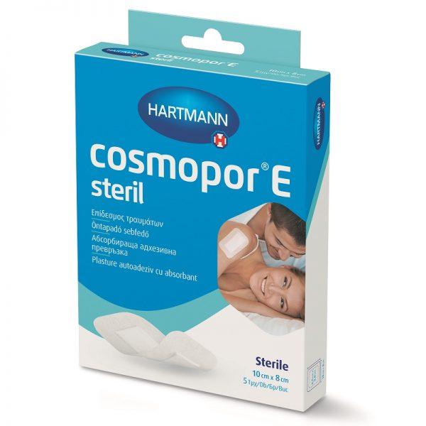 HartMann Cosmopor E steril plasturi 10x8cm x 5 buc