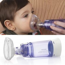 Camera de inhalare Optichamber pentru bebelusi 0 – 18 luni (marime S)