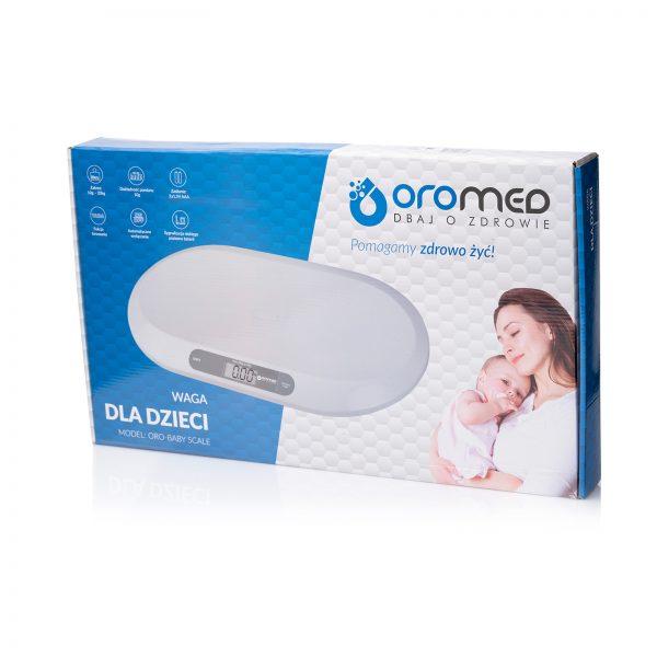 Cantar digital pentru bebelusi ORO-BABY SCALE