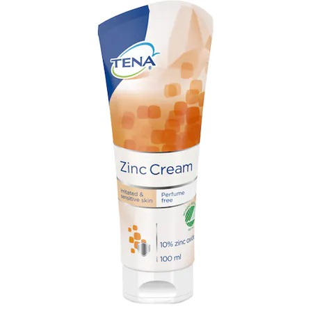Crema calmanta cu zinc x 100 ml TENA