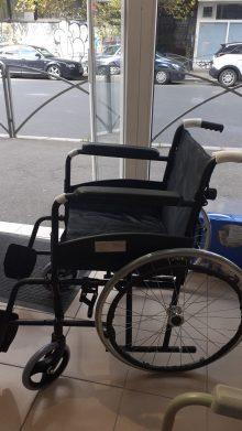 Fotoliu rulant pentru transport pacienti