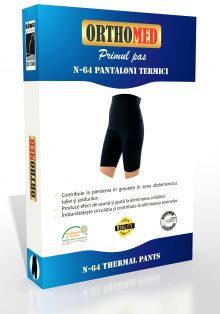 Pantaloni termici pentru slabit