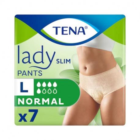TENA Lady Slim Pants Normal Large x 7 buc