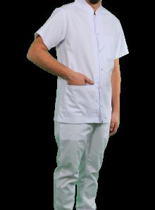 Halat medical barbatesc tunica