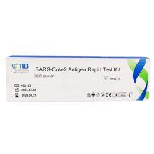 Test rapid antigen COVID 19, Triplex nazofaringian x 1 test/cutie